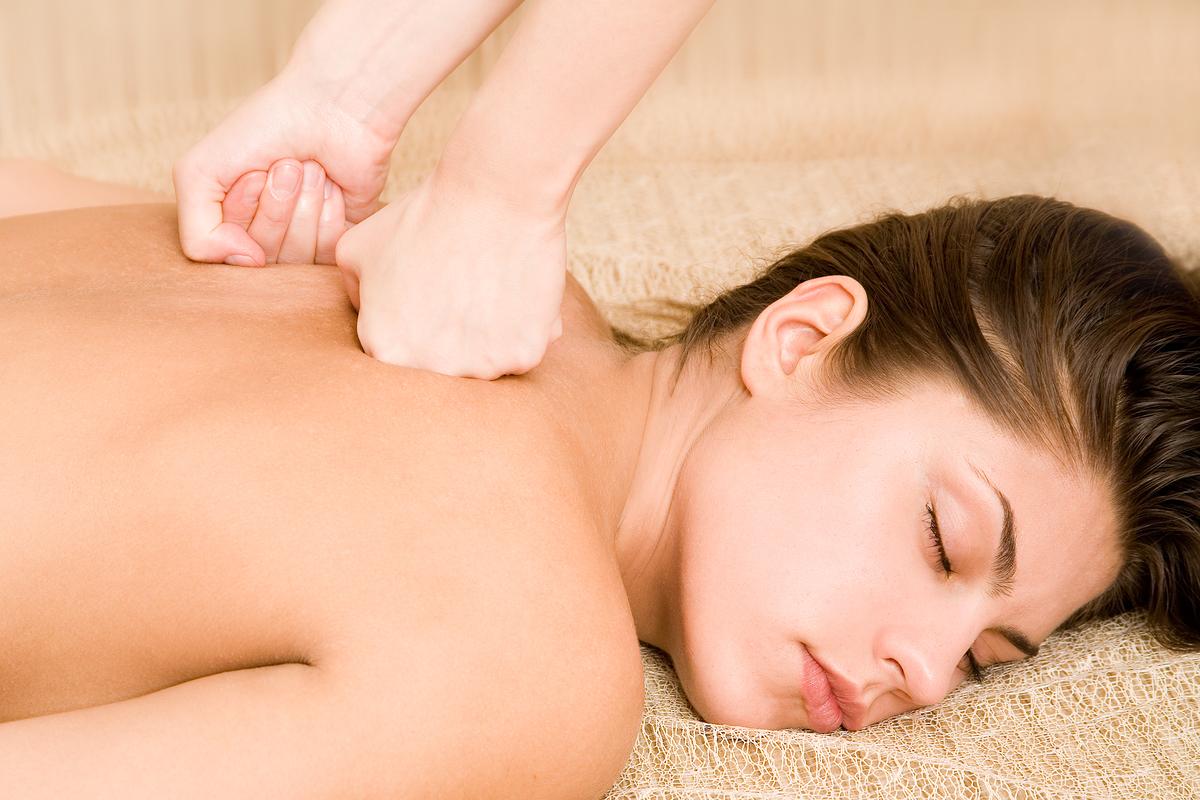 Will a Sports Massage Help Back Pain