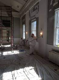 Interior painting of a house in Chicago