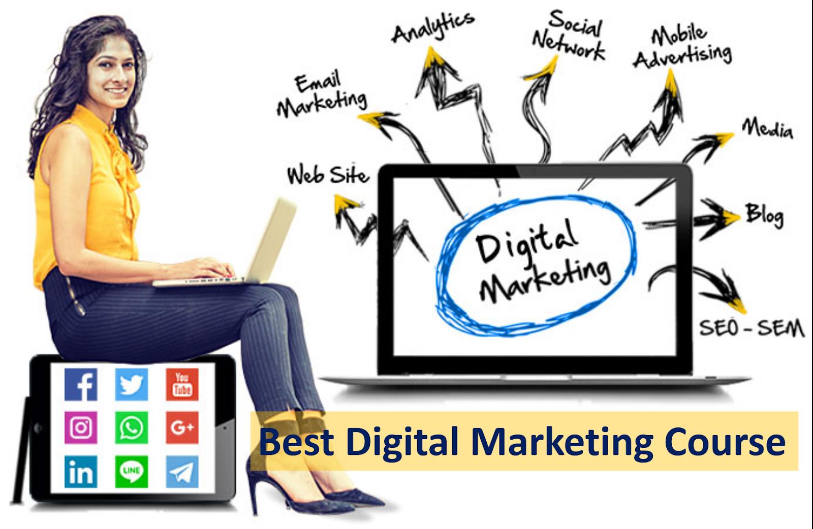 Online Digital Marketing Course in Jaipur