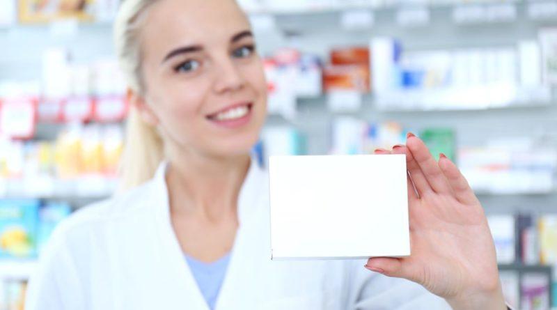 Medicine cardboard package
