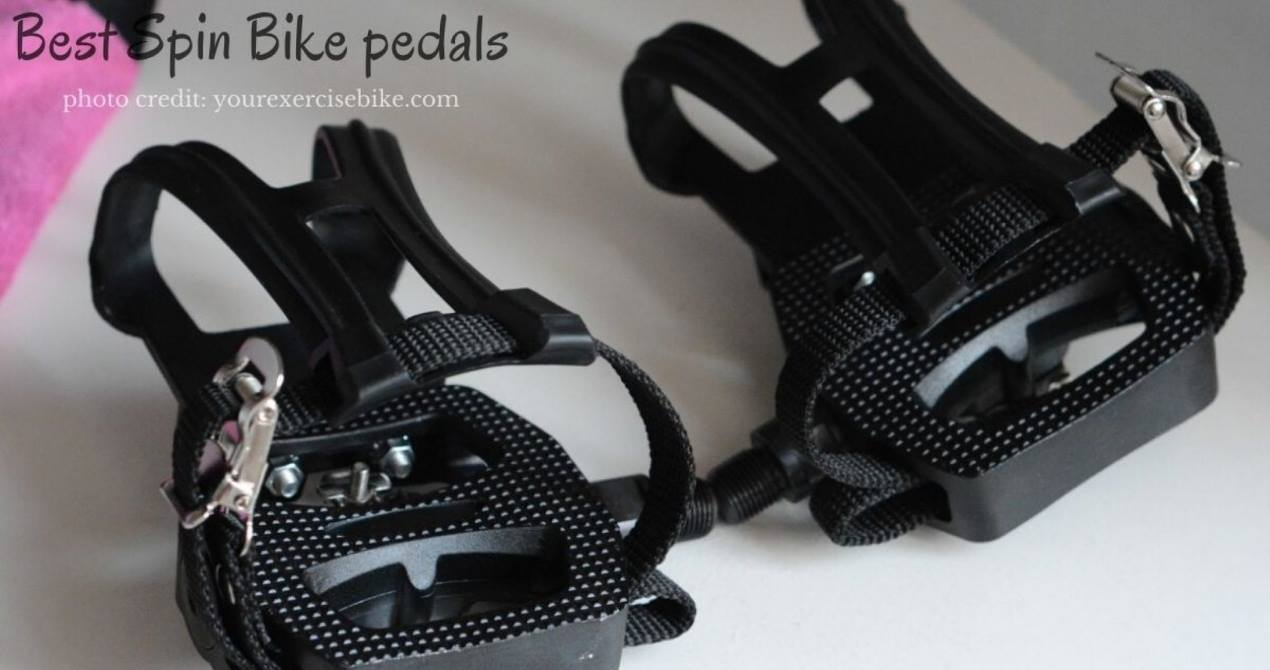 best exercise bike pedals