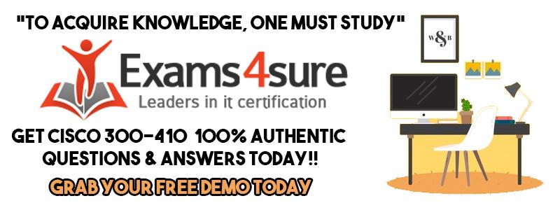300-410-Exam-DUmps