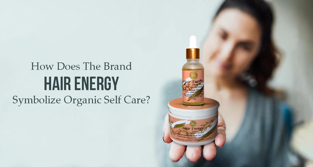 Brand Hair Energy