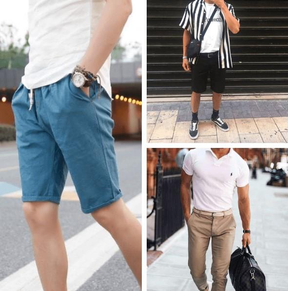 different men styles
