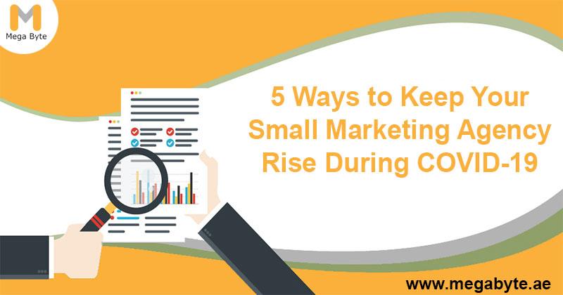Small Marketing Agency