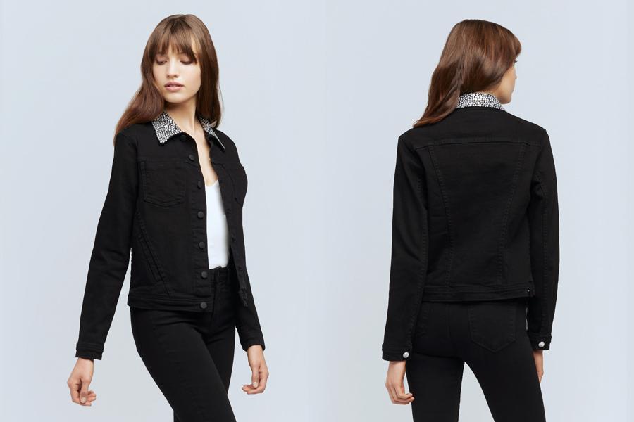 5-stylish-ways-for-women-to-wear-the-black-Denim-Jacket