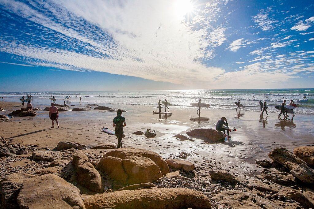 Water Sport Activities in Morocco
