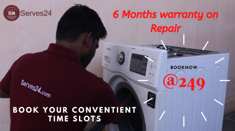 Serves24.com Home Appliances Repair Services In Hyderabad