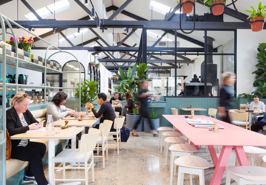 best cafe in Melbourne