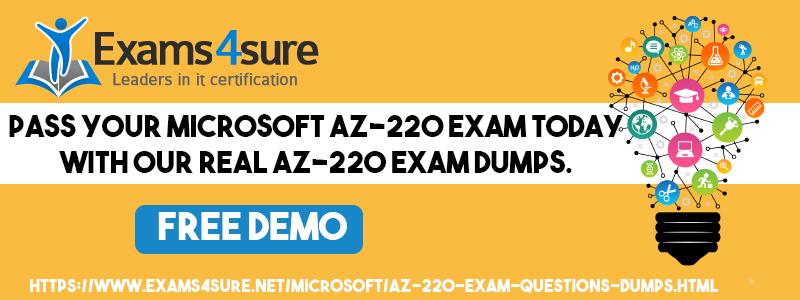 AZ-220-Exam-Dumps