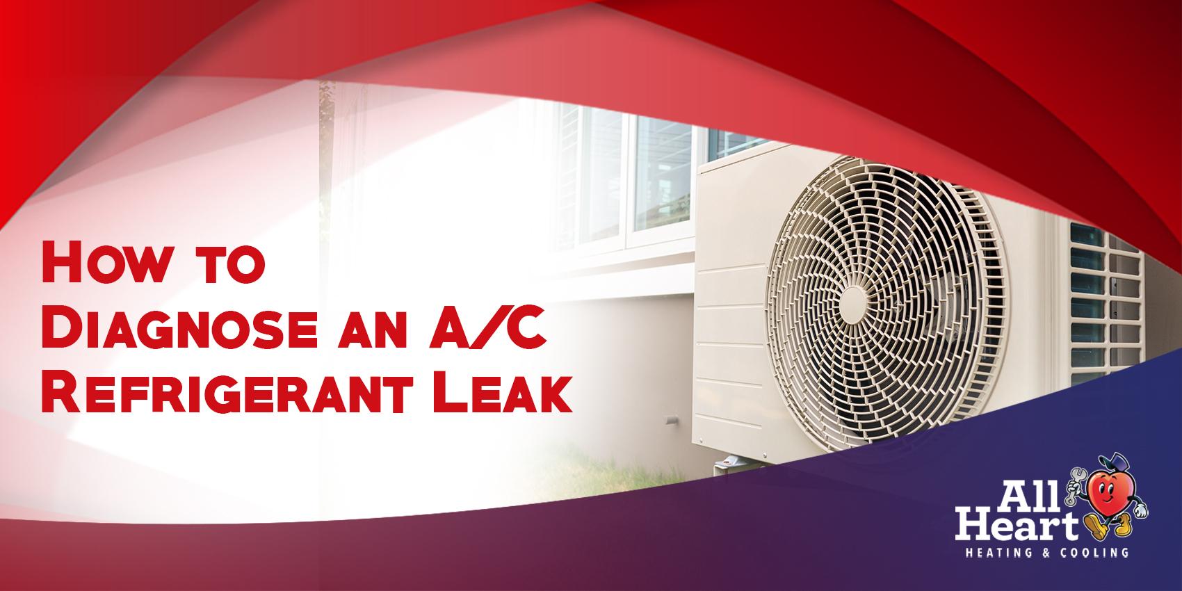 Refrigerant Leak