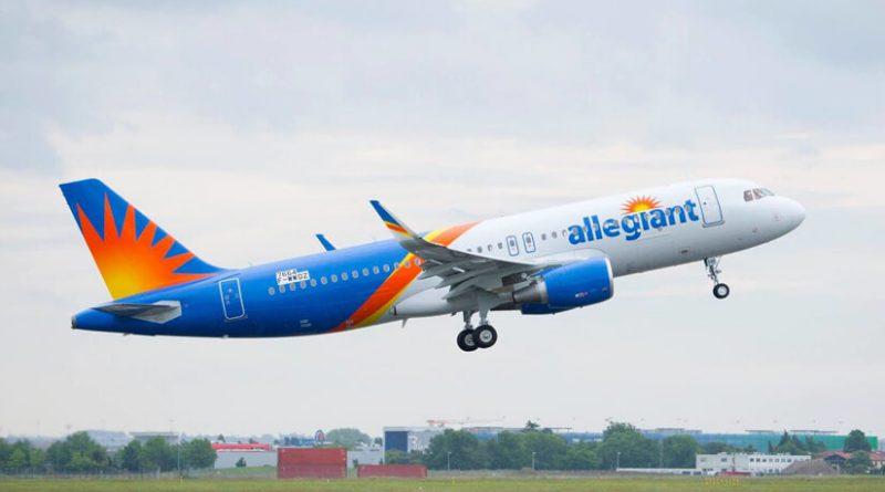 Allegiant airlines reservations