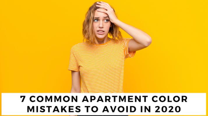 Apartment color