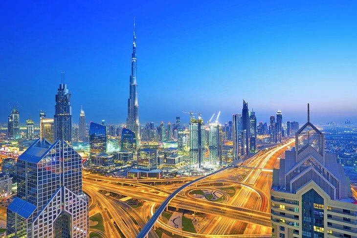 Attractions to Cover in Dubai