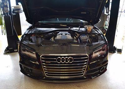 Audi repair Santa Clara