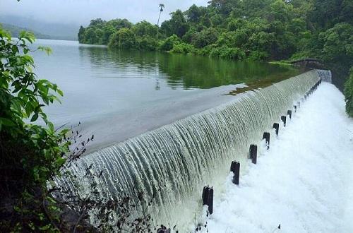 Beautiful lakes in Mumbai