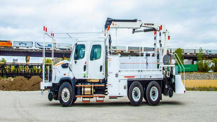 Hi-Rail Truck Rental
