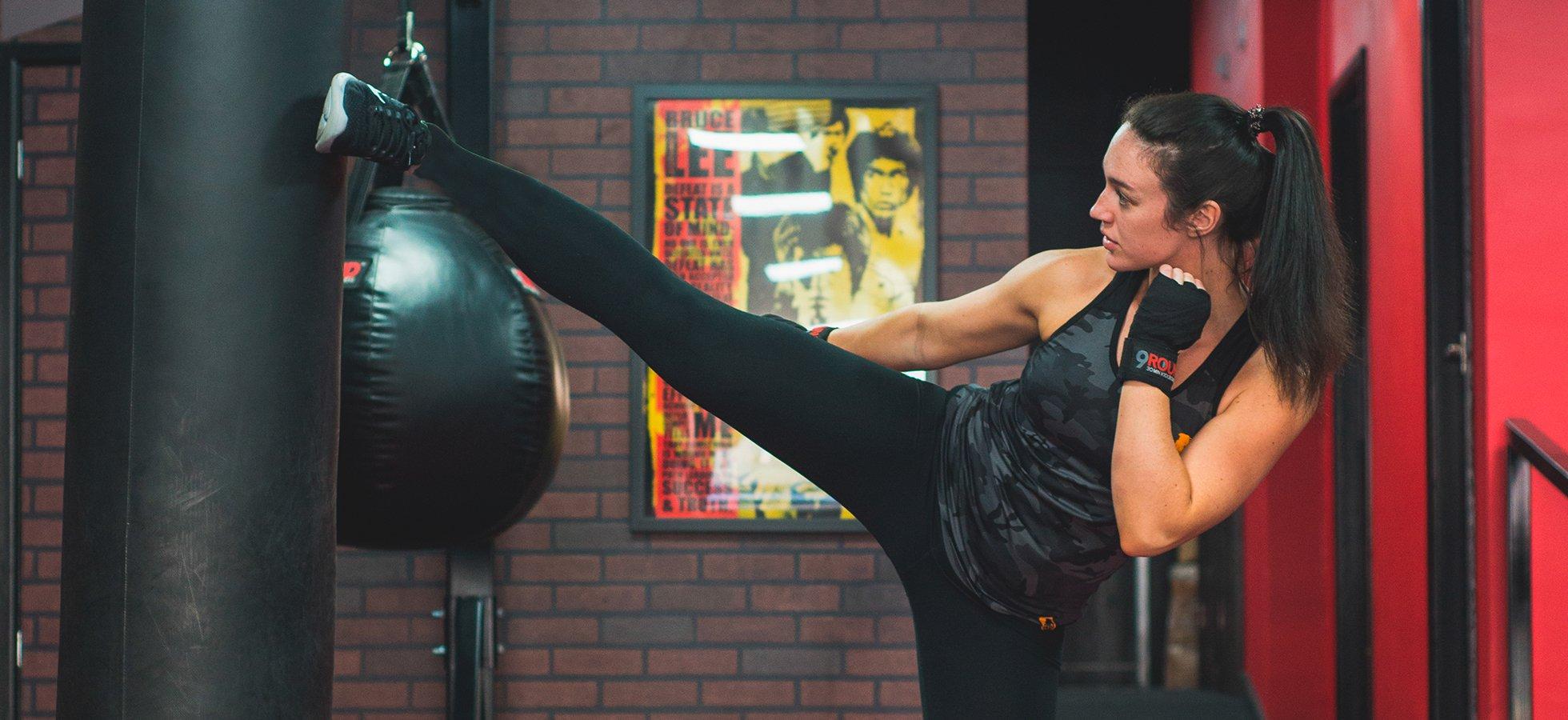 Benefits of Kickboxing