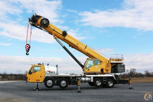 Benefits of Renting A Crane