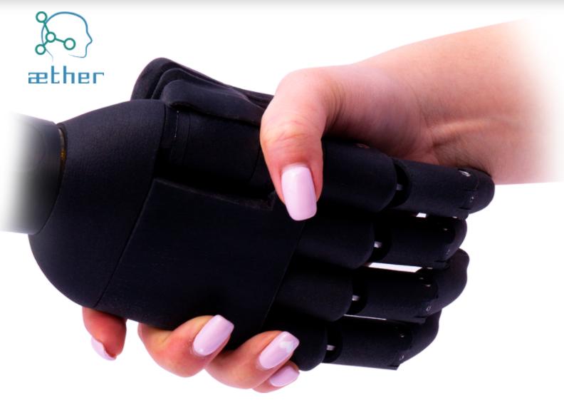 bionic prosthetic arm