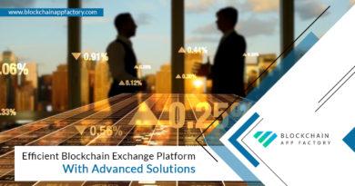 Whitelabel blockchain exchange solutions