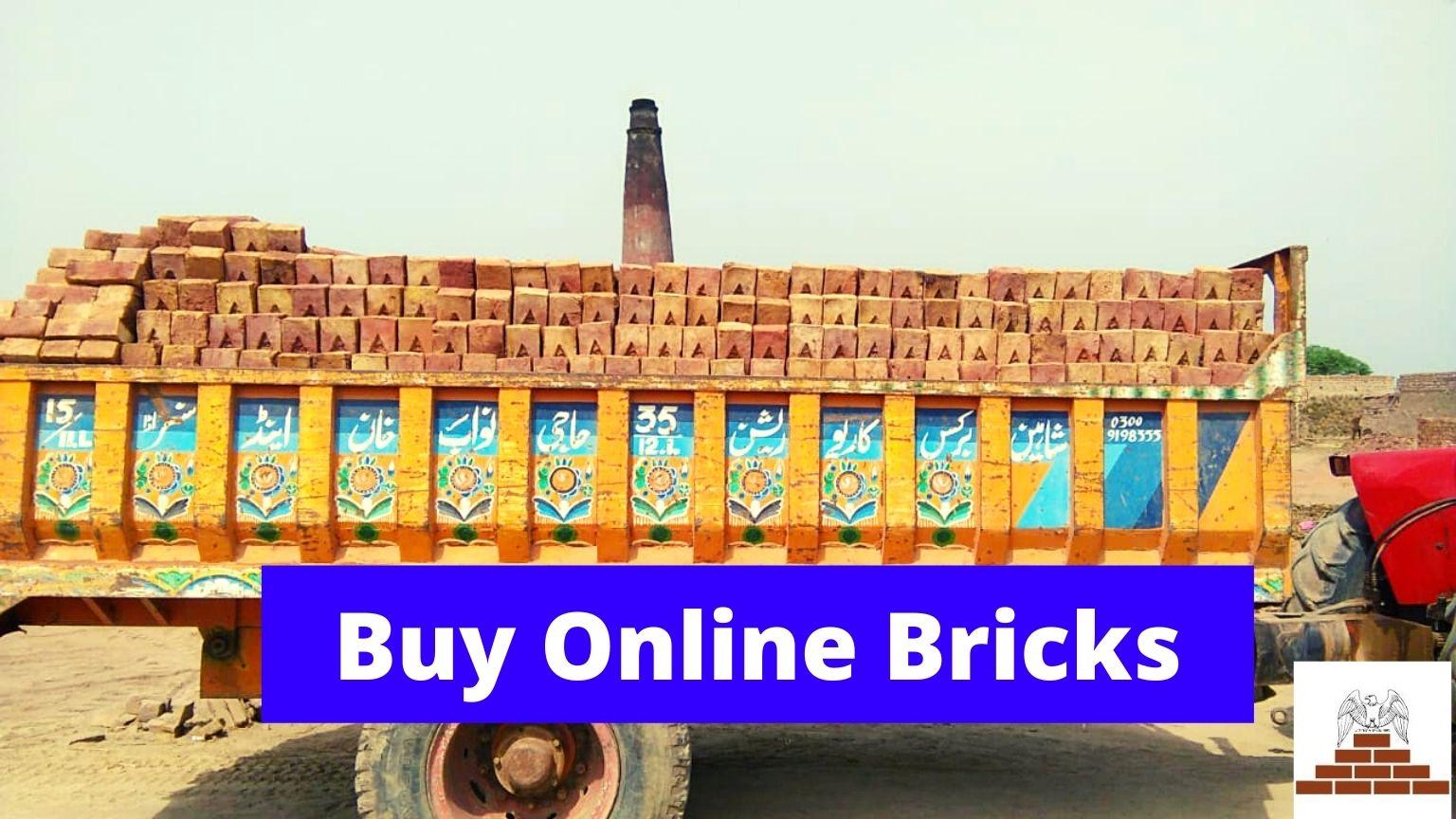 Buy Online Bricks in Pakistan