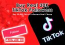 TIK TOK FOLLOWERS BUYING SERVICE
