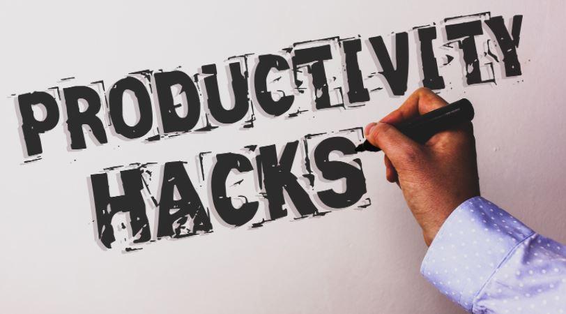 Productivity Hacks: