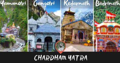 Chardham Yatra Guide