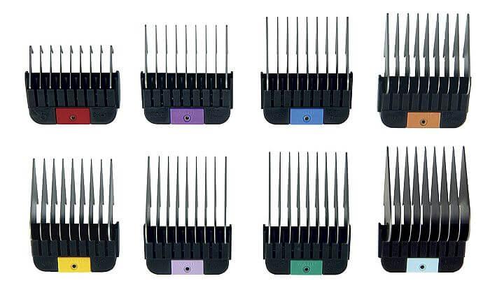 Clipper Comb Set