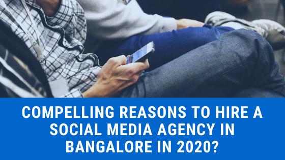 Social Media Agency in Bangalore