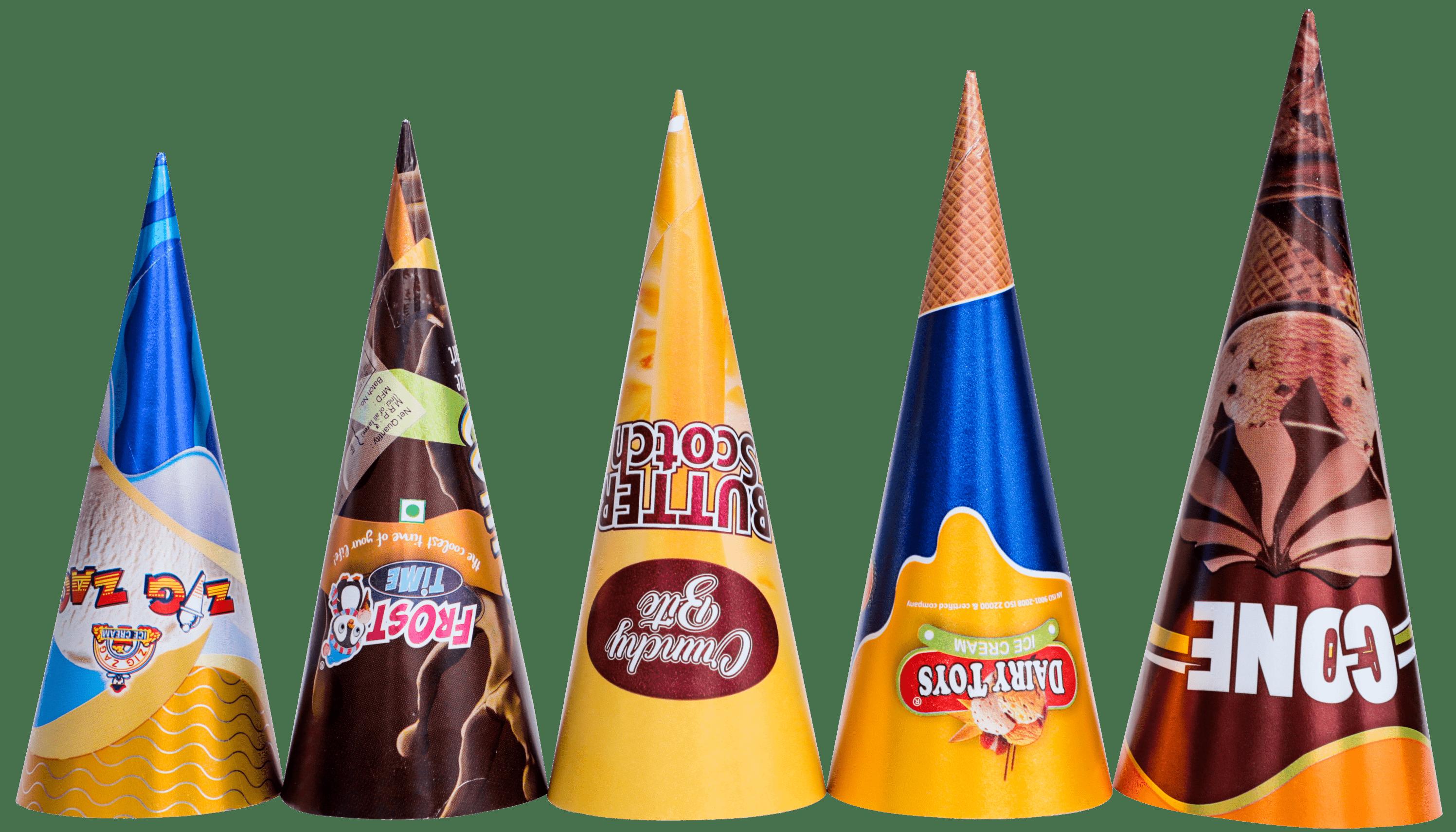 ice cream cone sleeves