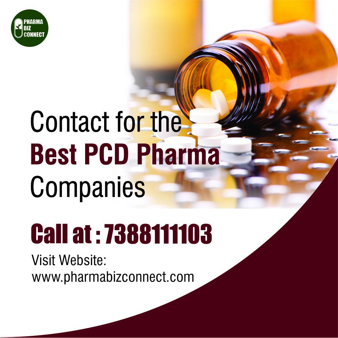 Best PCD Pharma Companies