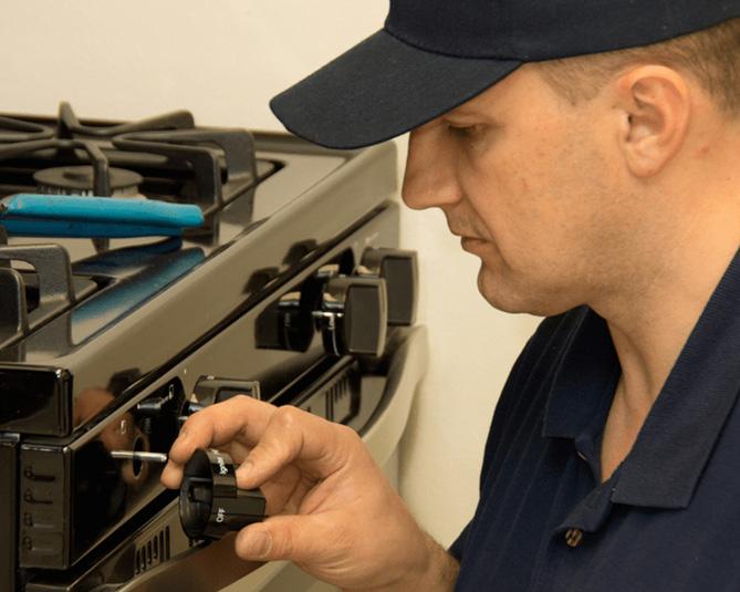 Cooktop repair service