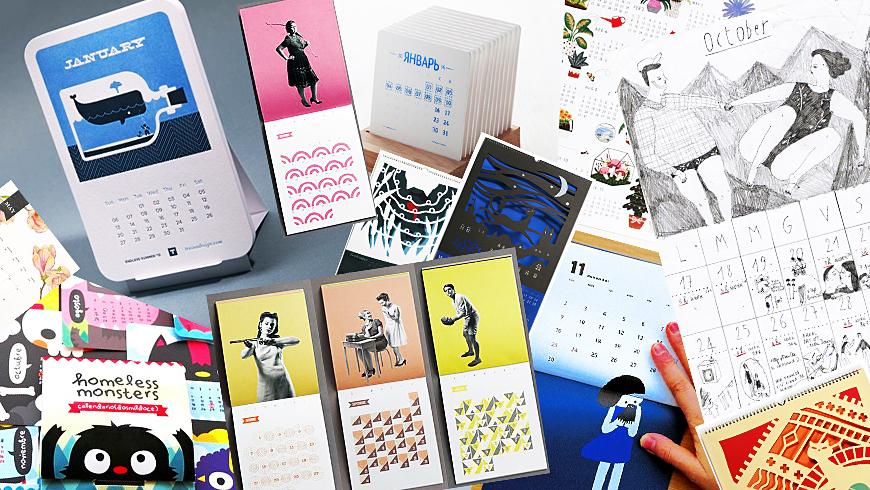 Custom-Calendars