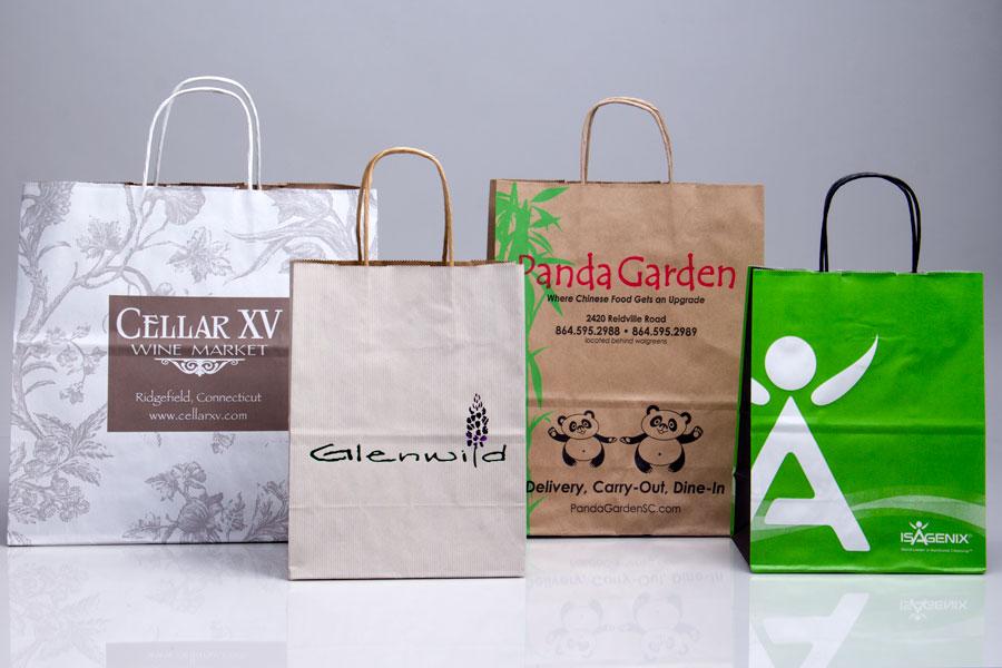 custom or bread bags