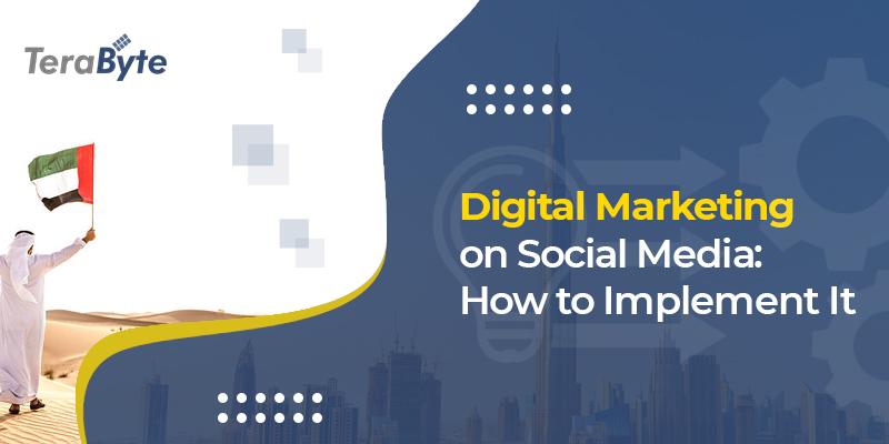 digital marketing on social media