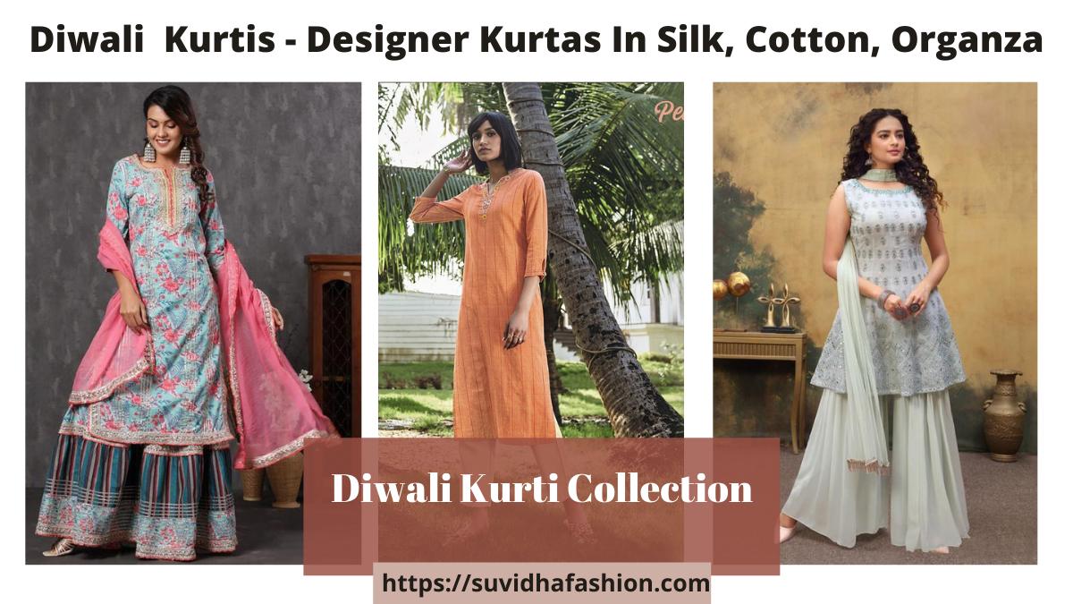 diwali kurti collection
