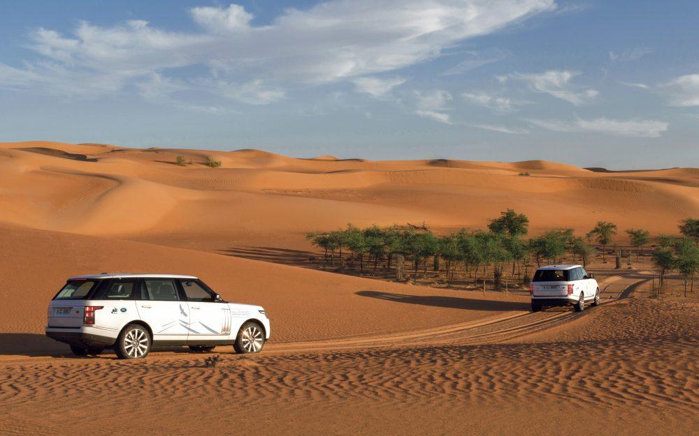 Dubai Desert Safari-The Exciting Experiences