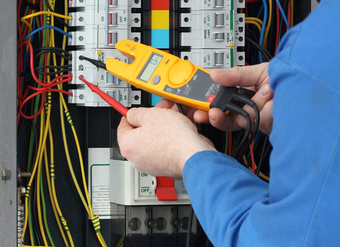Edmonton Electricians