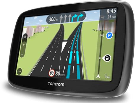 Effective Updating Steps for Tomtom GPS