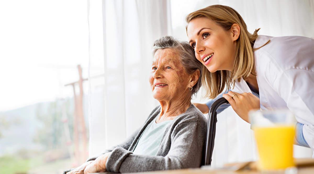 elder care in India
