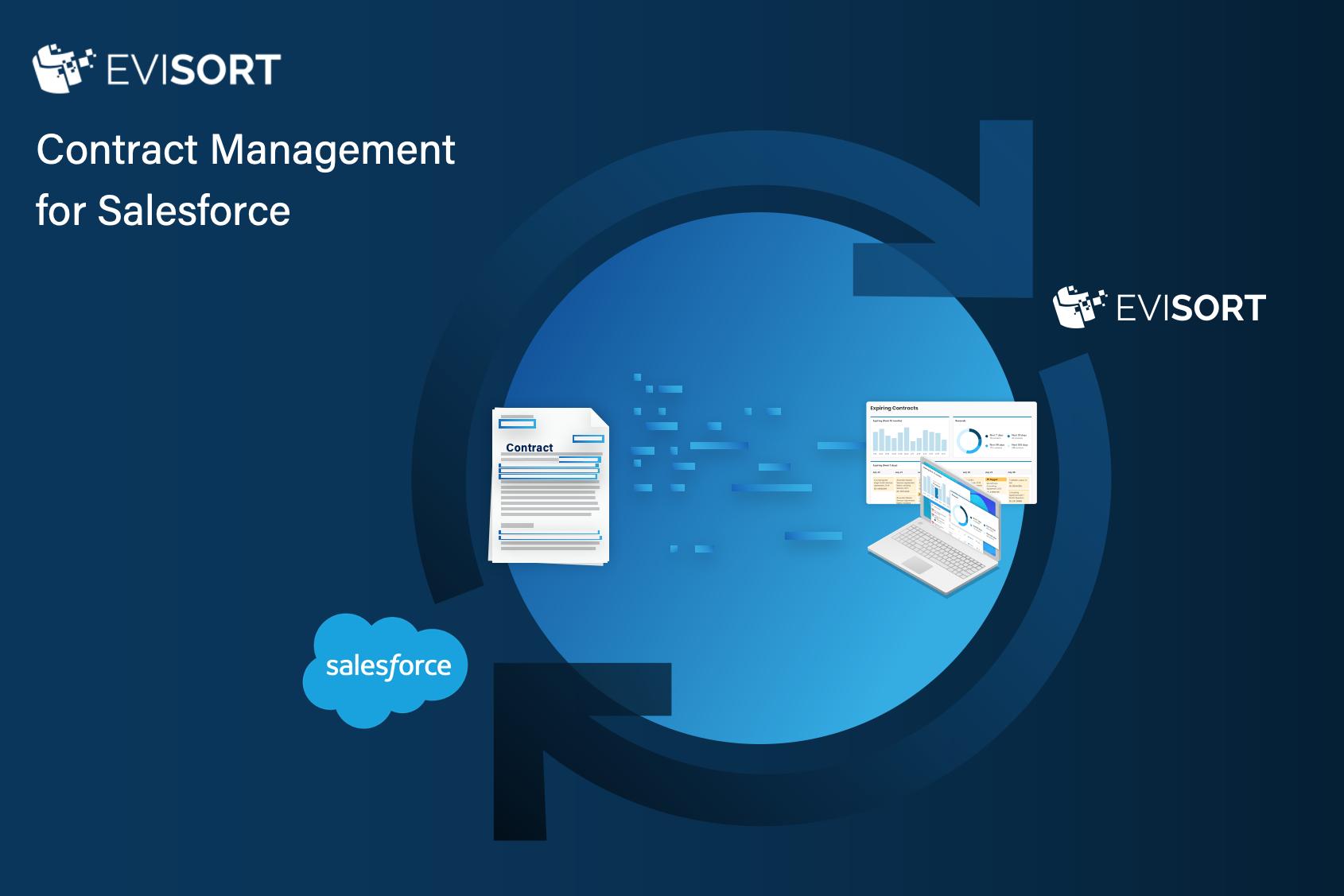 Salesforce AppExchange Evisort Contract Management