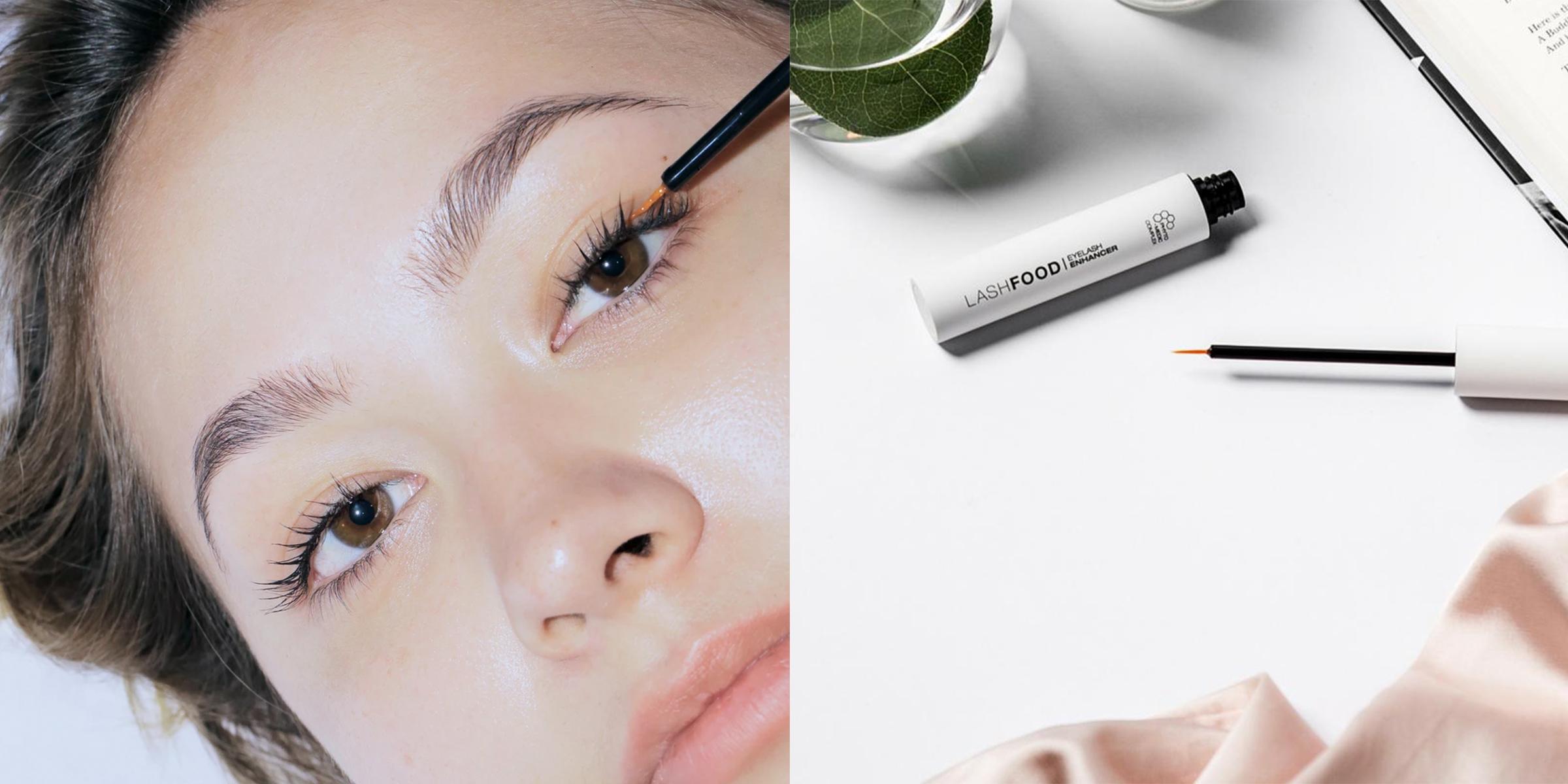Eyelash Serums As Agents For Thick Eyelashes