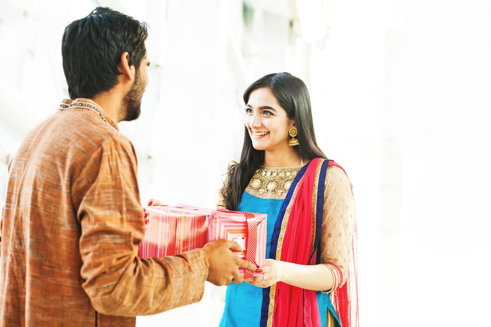 Buy Special Rakhi Return Gift for Sisters available online