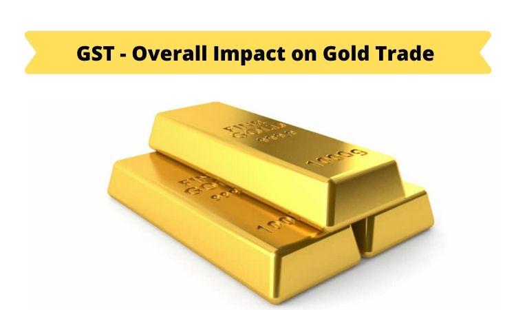GST on gold