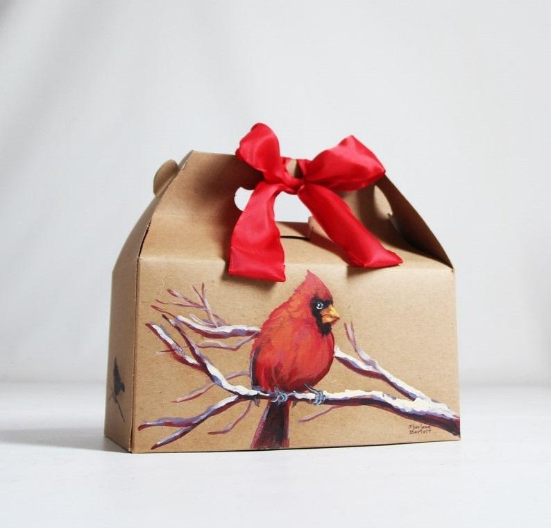 Gable Printed Box