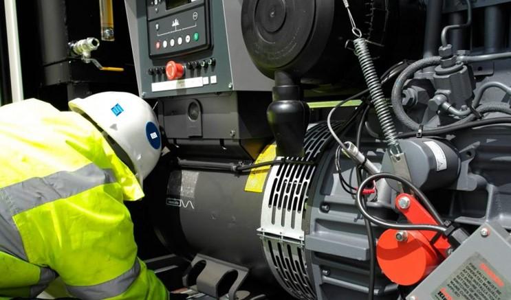 generator repair service square
