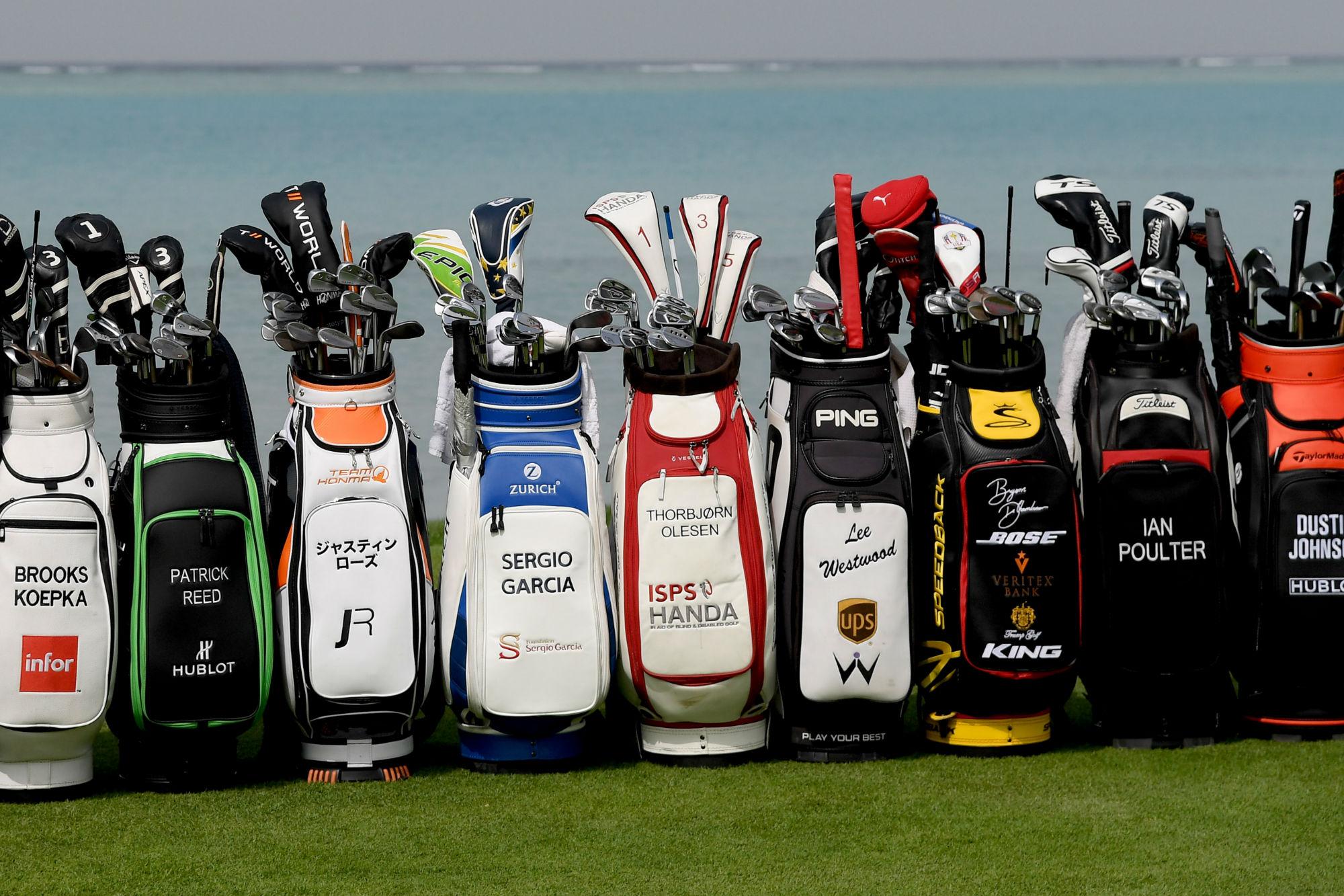 PGA Golf Bag from a golf supplier