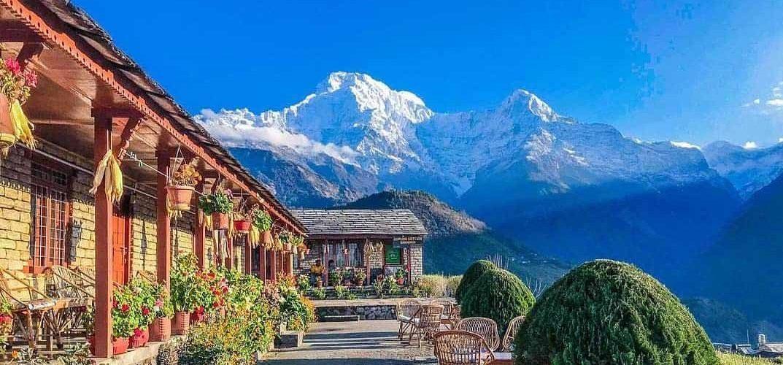 Experience the Beauty of Nepal through Trekking